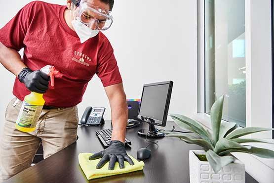 green commercial cleaning services in Tampa